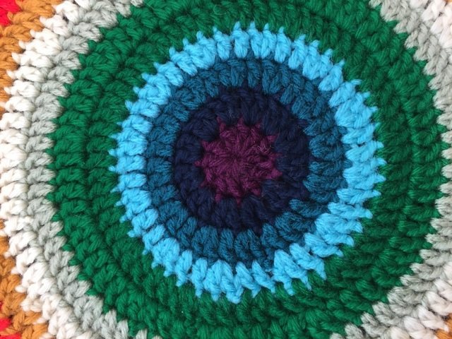 anonymous crochet mandala 4