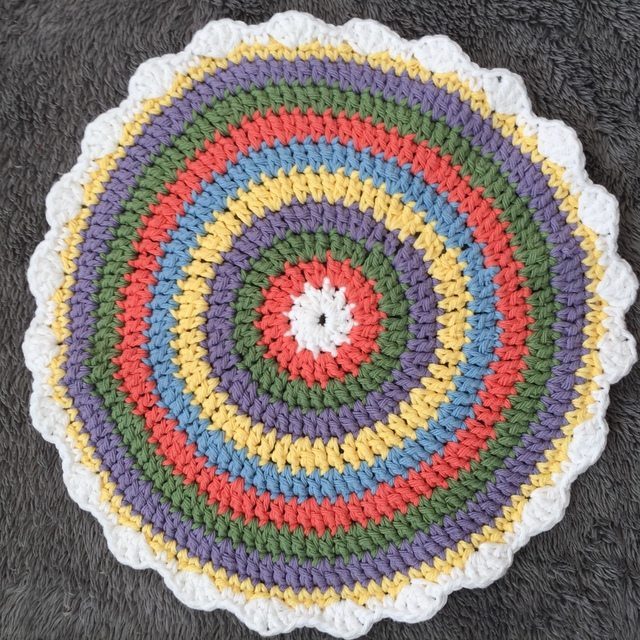 cari crochet mandalas for marinke