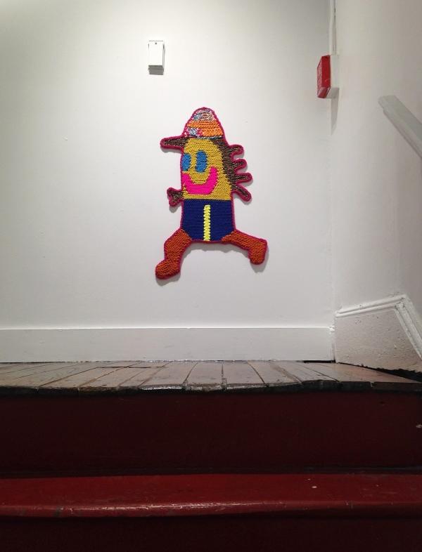 crochet art history