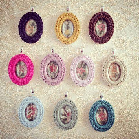 crochet jewelry designers