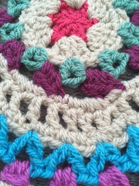 emily crochet mandala for wink