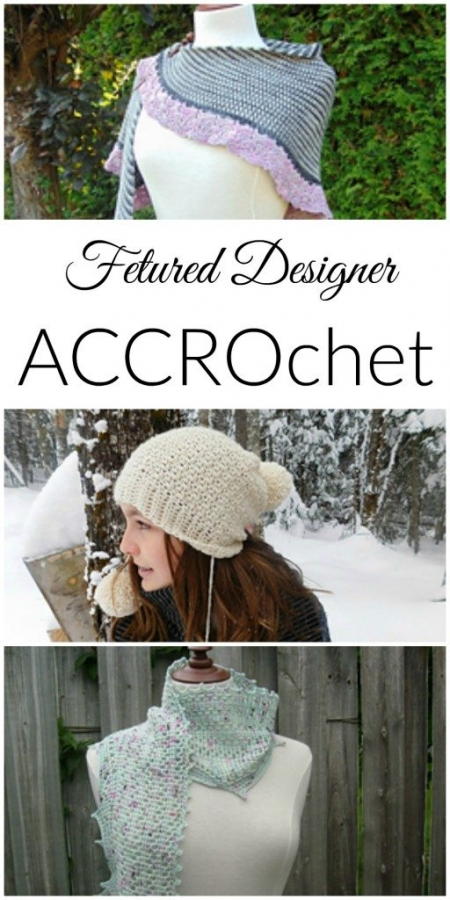 featured crochet designer