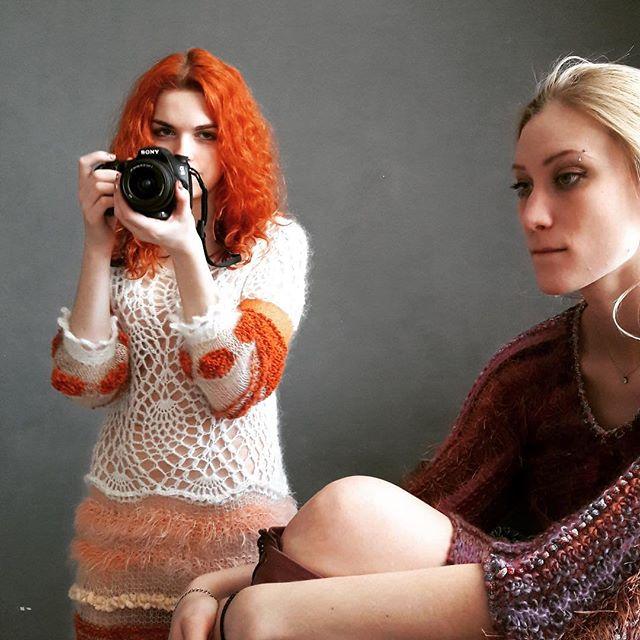 knit and crochet by ruchkikruchki