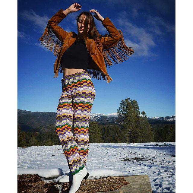 lordvonschmitt crochet pants