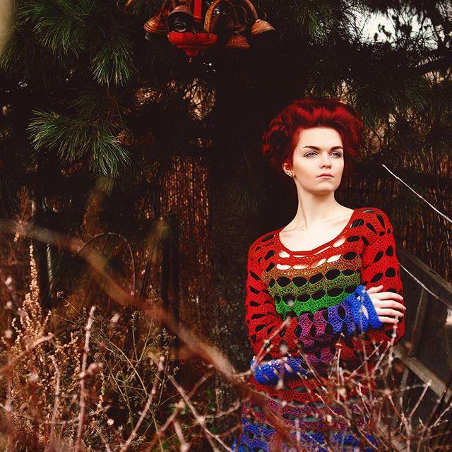ruchkikruchki dress crochet