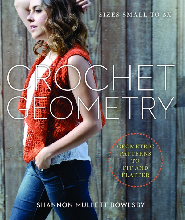1 Crochet Geometry Cover