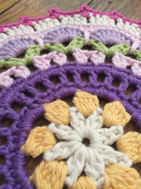 Ali's Crochet Mandalas