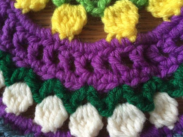 Cassie's Crochet Mandala 6