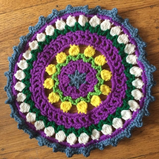 Cassie's Crochet Mandala