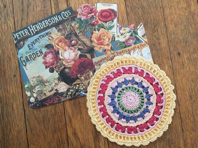 Diane Crochet Mandala