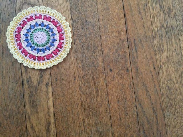 Diane's Crochet Mandala