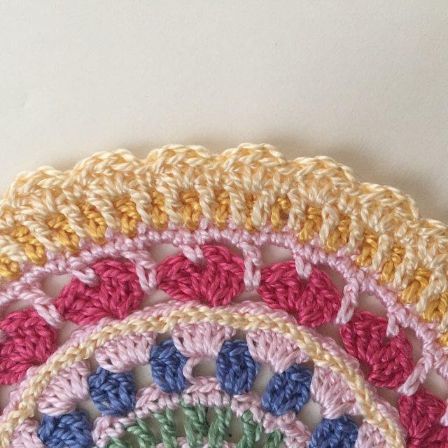 Diane's Crochet MandalasForMarinke