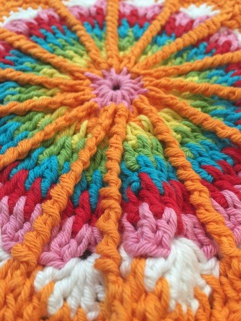 Kym's Crochet MandalasForMarinke
