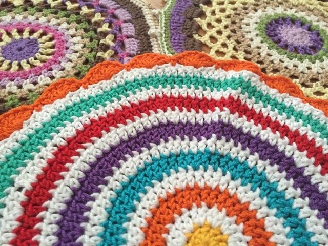 Mari's Crochet Mandalas 2