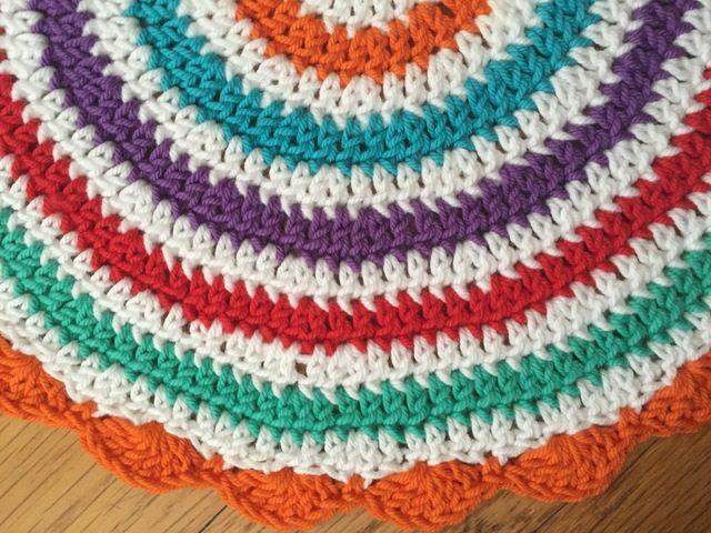 Mari's Crochet Mandalas 3