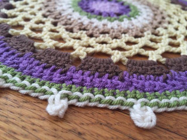 Mari's Crochet Mandalas 4