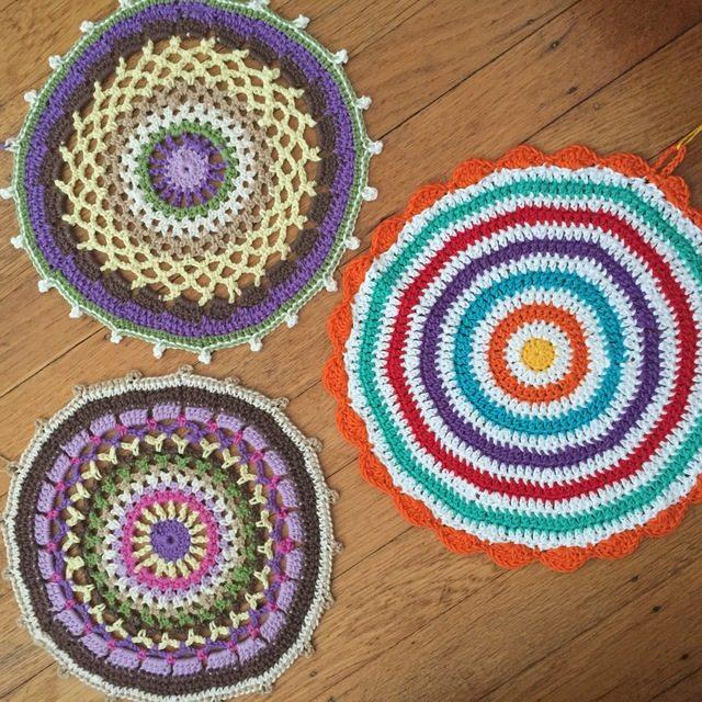 Mari's Crochet Mandalas