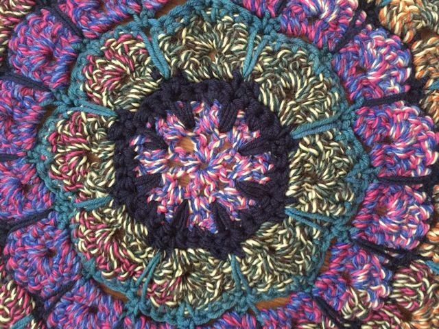Michelle's Crochet Mandalas 2