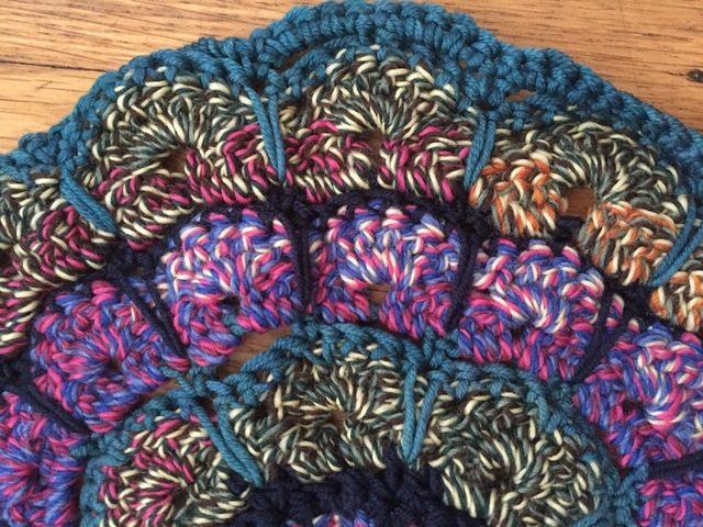 Michelle's Crochet Mandalas 4