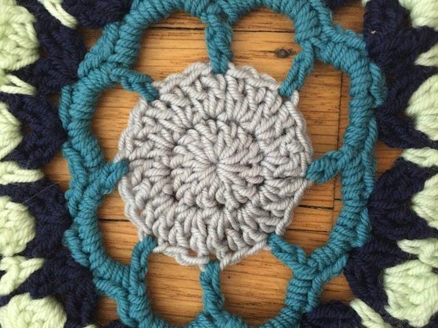 Michelle's Crochet Mandalas 8