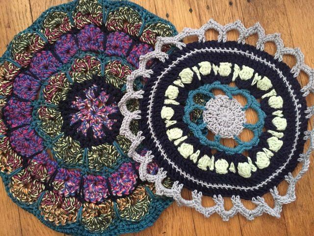 Michelle's Crochet Mandalas