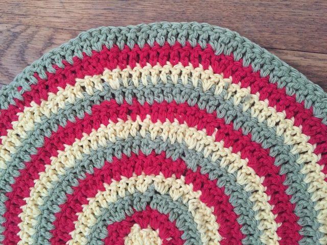 Rebecca Crochet Mandala