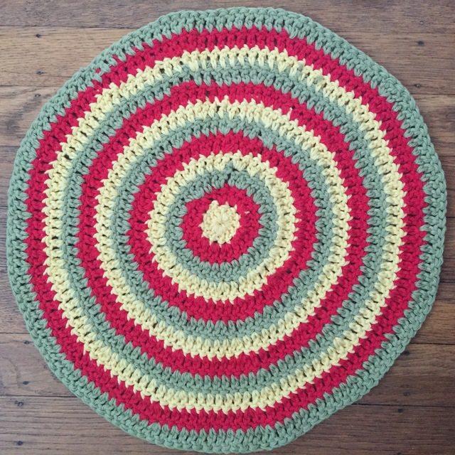 Rebecca's Crochet Mandala for Wink