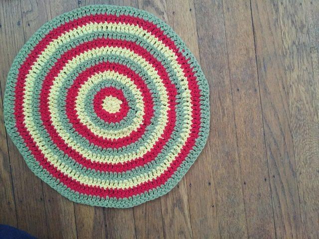 Rebecca's Crochet Mandala