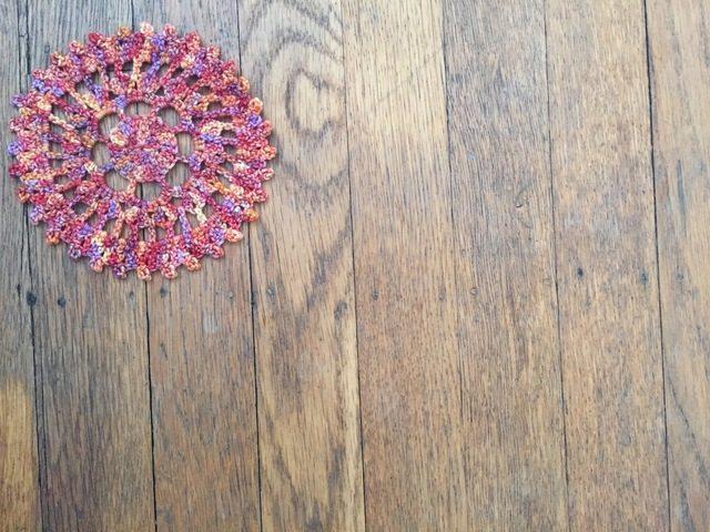 Sara's Crochet Mandala Thread