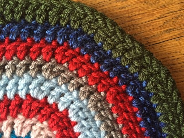 SheMakesHats Crochet Mandala 3