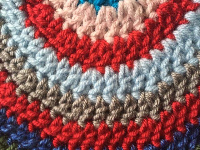 SheMakesHats Crochet Mandala 4