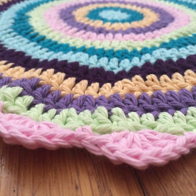 Stephanie's Crochet Mandalas For Marinke + Wink's Blossom2