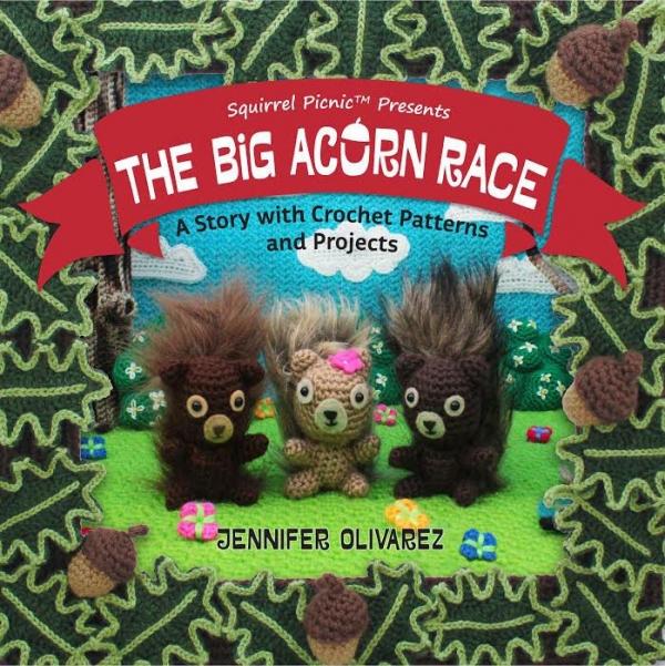 The Big Acorn Race Cover
