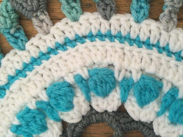 Tina's Crochet Mandalas