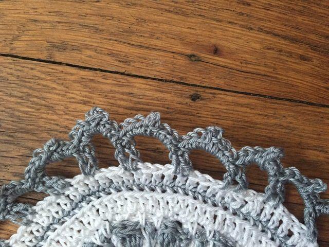 Vicki's Crochet Mandala for Marinke