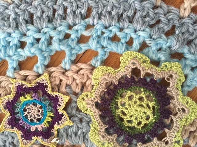 Victoria's Crochet Mandalas for Marinke 4