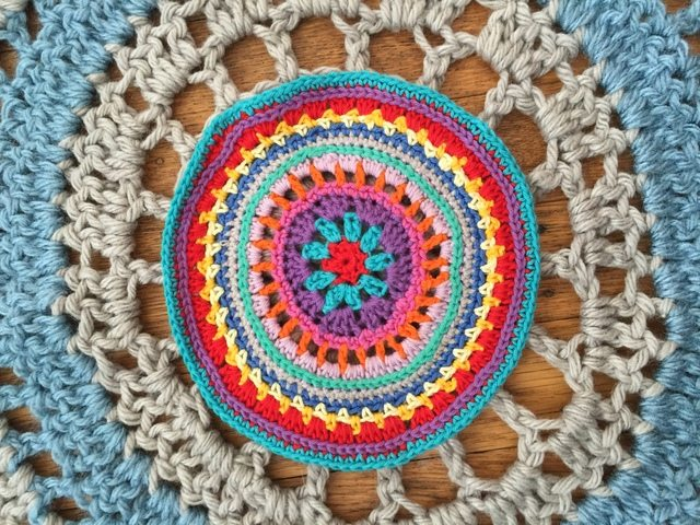 Victoria's Crochet Mandalas for Marinke 8