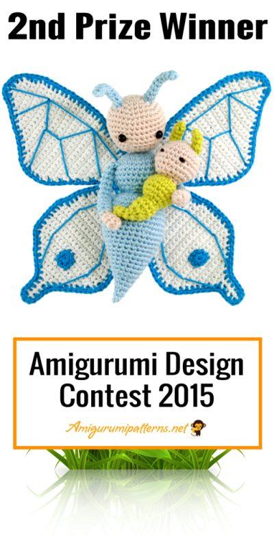 butterfly amigurumi