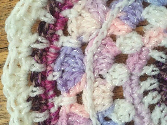 christina crochet mandala
