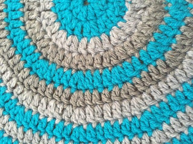 claudia crochet mandala detail