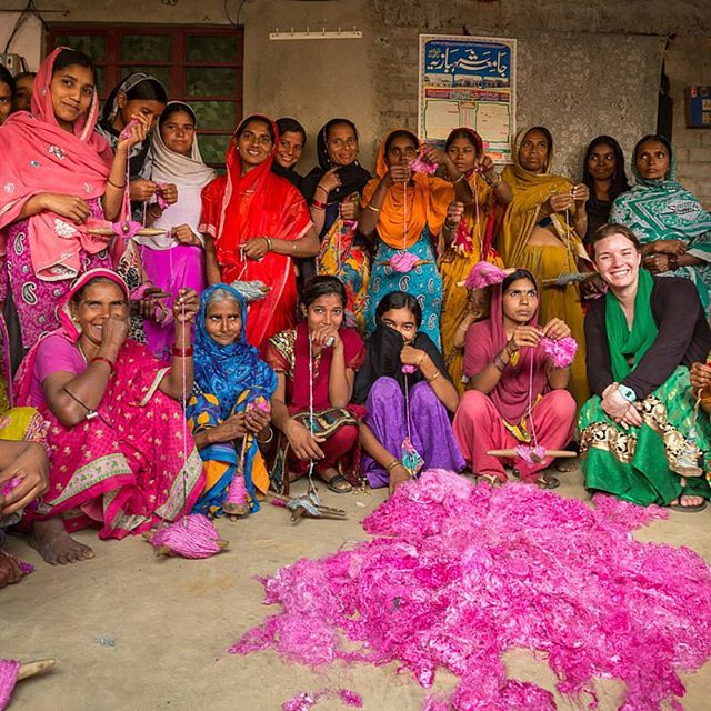 darngoodyarn for international womens day