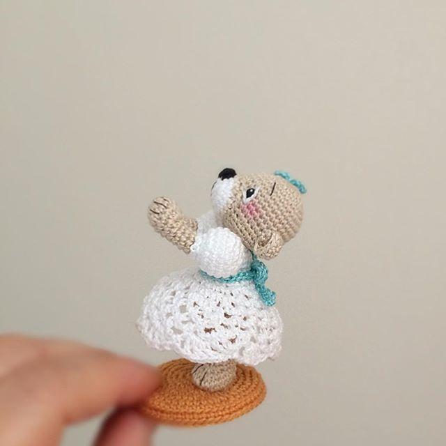 Adorable Tiny Microcrochet Patterns From Doubletrebletrinkets