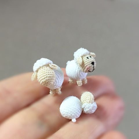 Tiny Amigurumi Patterns