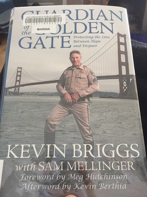 golden gate bridge suicides book