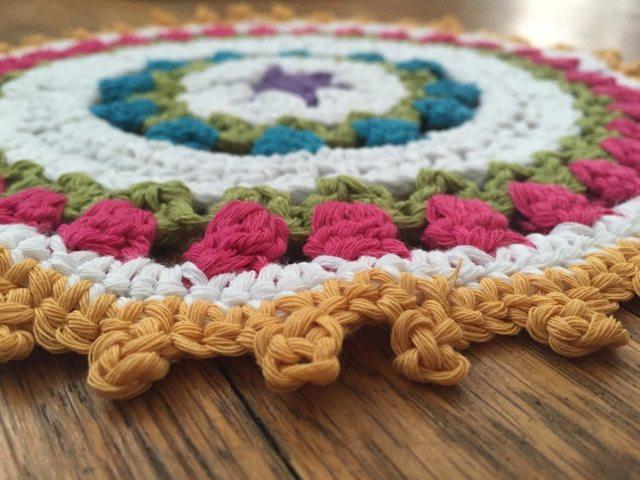 kathryn crochet mandala
