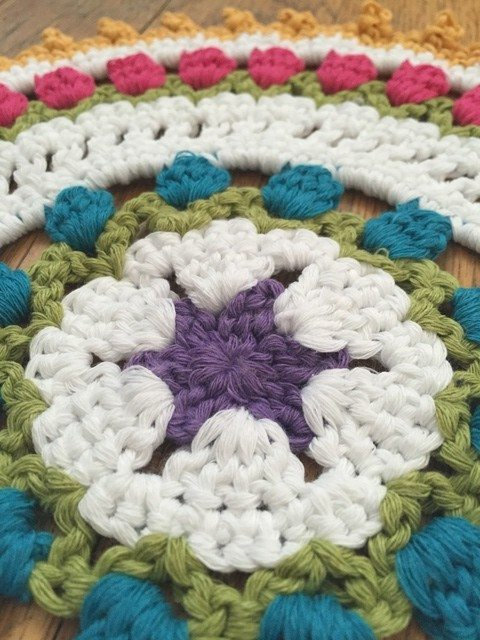 kathryn crochet mandalas for marinke