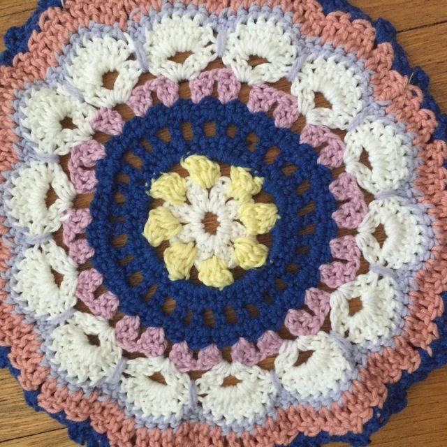 kerrie and kara crochet mandalas