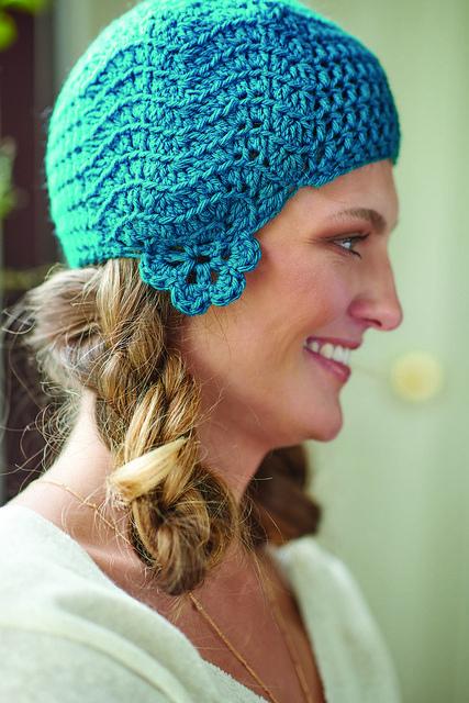 kristin omdahl continuous crochet hat