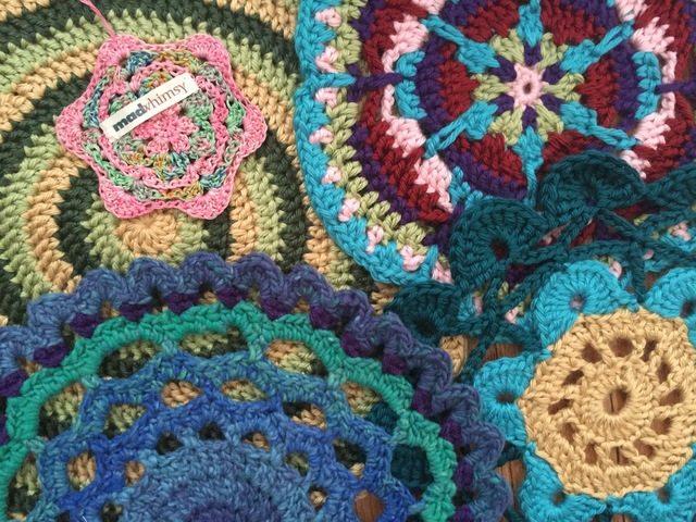 madwhimsy crochet mandalasformarinke