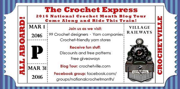 national crochet month